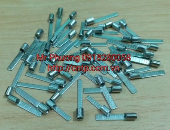 Cosse pin dẹp trần DBN 2-10