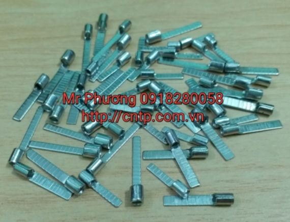 Cosse pin dẹp trần DBN 1.25-14