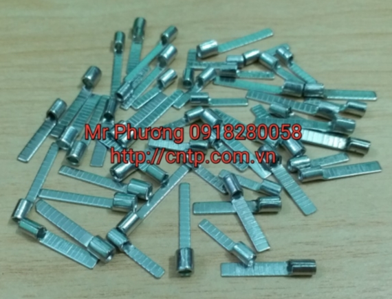 Cosse pin dẹp trần DBN 2-18