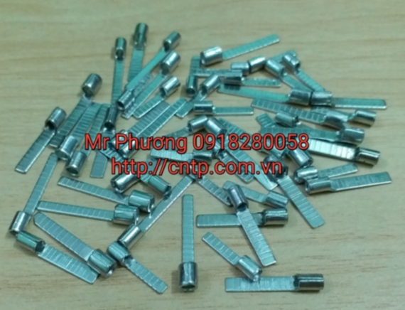 Cosse pin dẹp trần DBN 1.25-18