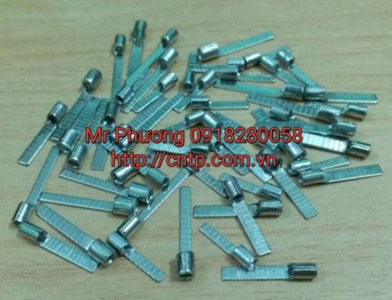 Cosse pin dẹp trần DBN 1.25-10